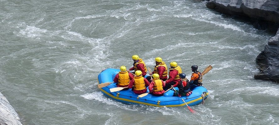 Five South Indian Spots That Are Famous For River Rafting