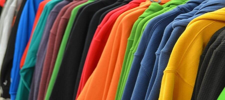 sweatshirts high in demand
