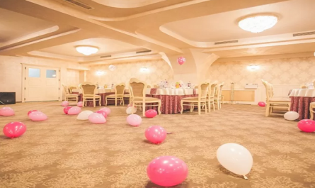 party halls in gk