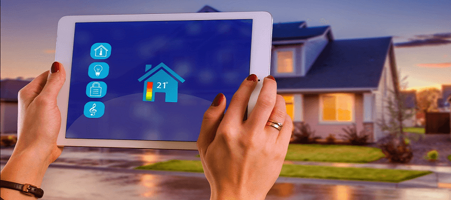 technologies to secure house