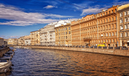 places to visit in st. petersburg