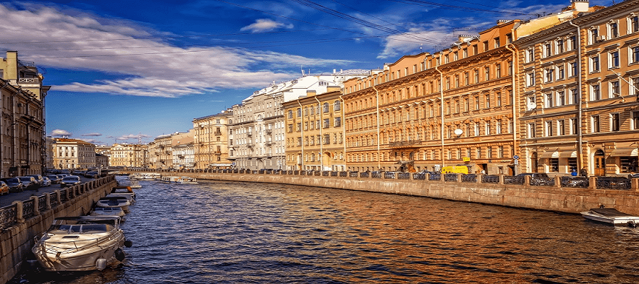places to visit in st petersburg