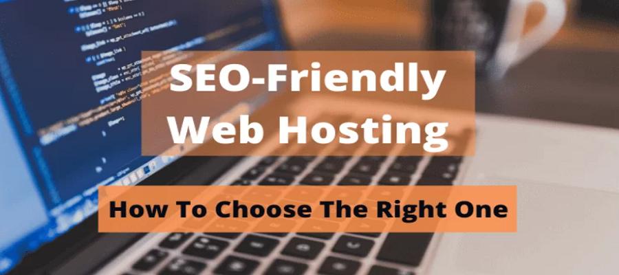 how to choose seo friendly web hosting