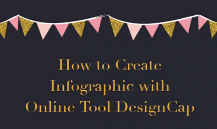 create infographic with online tool designcap