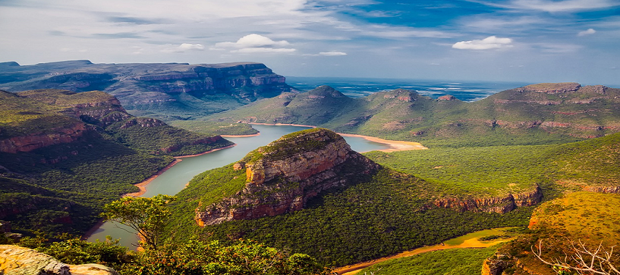 holiday in south Africa