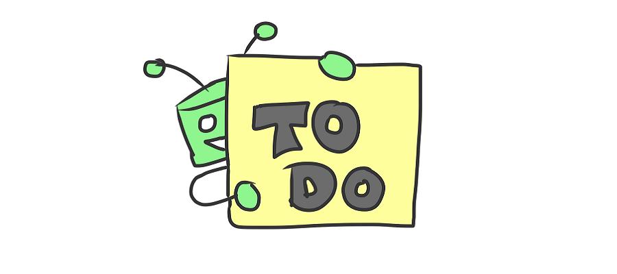 create to do list