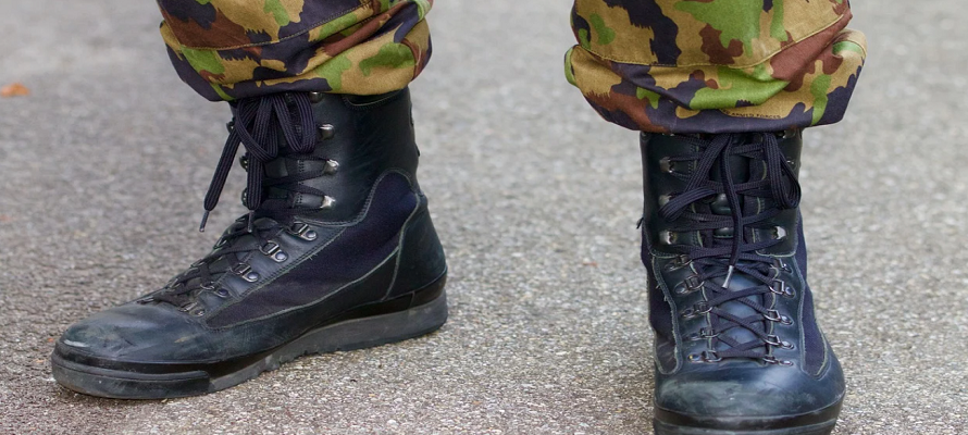 The Ultimate Benefits Of Military Boots – 2021