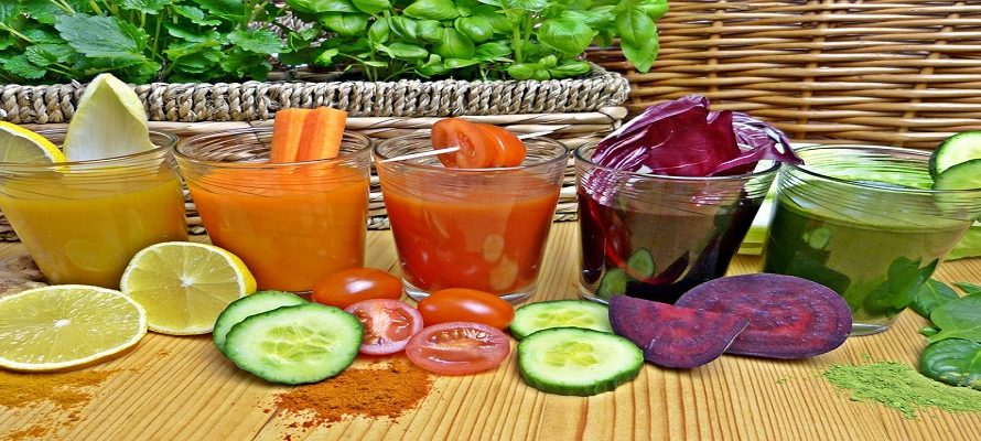 Freshly Squeezed Juice At Home Is Good For Health